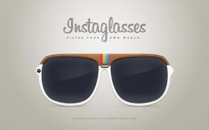 instagram gözlük