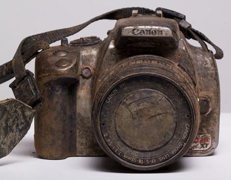 çamur göl canon 350d