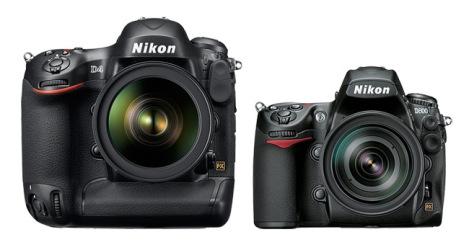 Nikon-D4-vs-D800